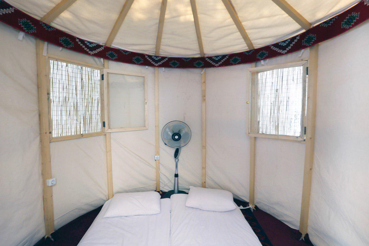 Picture of Yurt Room