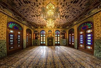 Golestan-palace-tehraan-Travel-Iran1